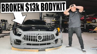 homepage tile video photo for Shipping Company DESTROYED my $13,000 Bodykit