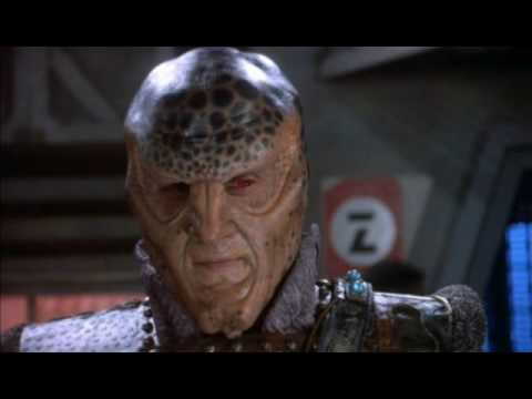 B5: No one here is exactly what he appears G'Kar