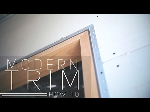 Modern Trim - How To