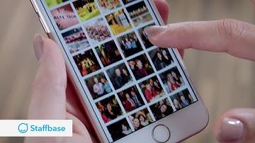 Eine App für die interne Kommunikation: Die Mitarbeiter-App von Blitz Blank