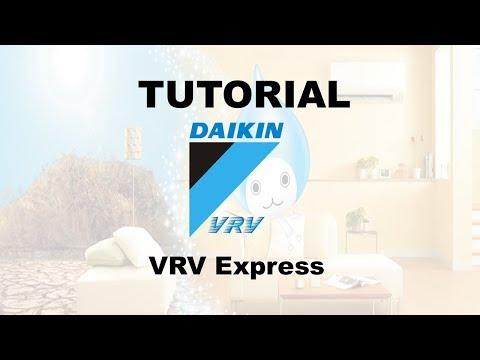 Daikin - Tutorial VRV Xpress