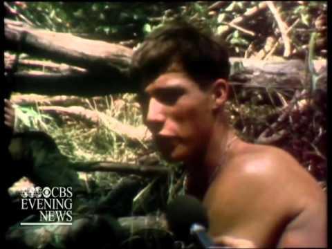 Vietnam War, 1970 CBS camera rolls as platoon comes under fire online video cutter com