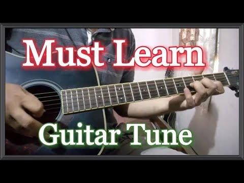 Saanso Ki Zarurat (Ashiqui) - Intro Guitar Lesson With Tabs