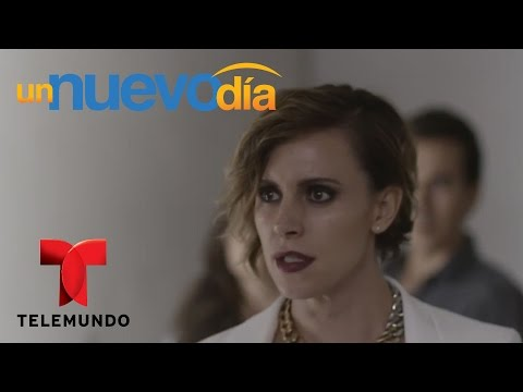 Alexandra de la Mora habla sobre su maldad actoral  Un Nuevo Día  Telemundo