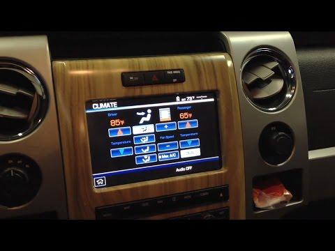 2009+ F150 Drivers Side Lower Temprature Blend Door Actuator