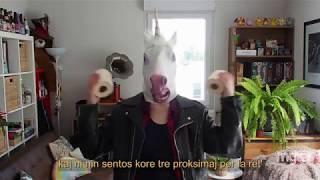 Rezistos mi  – JoMo (versio por trudizoliĝintoj) (Resistiré en Esperanto)