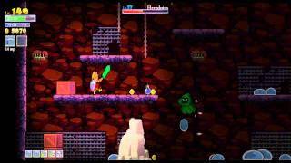 Rogue Legacy - Herodotus The Infinite Boss Fight
