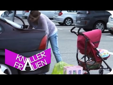 Totaler Stress | Knallerfrauen mit Martina Hill