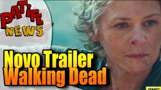 TRAILER DE THE WALKING DEAD   5 TEMPORADA PARTE B