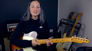 Fender American Ultra Telecaster | Review by Filippa