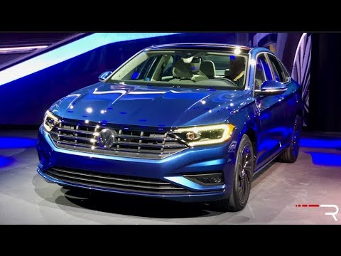 2019 Volkswagen Jetta – Redline: First Look – 2018 NAIAS - YouTube