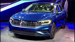 2019 Volkswagen Jetta Redline First Look 2018 NAIAS
