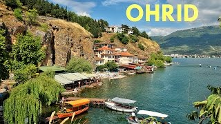 Ohrid City Walk - the pearl and the beauty of Balkans