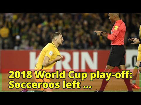2018 World Cup play-off: Socceroos left scratching their heads after draw