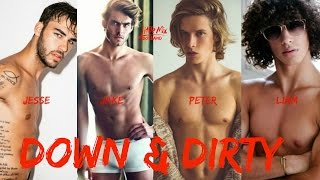 Little Mix - Down & Dirty (Male Version)