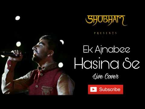 Ek Ajnabee Hasina Se|Guitar Cover|Kishor kumar|Ash king|Doublemint|Shubham Lahoti|Unplugged Version