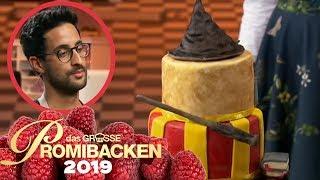 Harry Potter-3D-Torte: Sami mag´s magisch | Verkostung | Das große Promibacken 2019 | SAT.1 TV