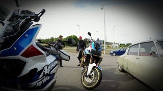 Official Honda Club Ride, Africa Twin Adventure Sports, 710km, 17/06/2018