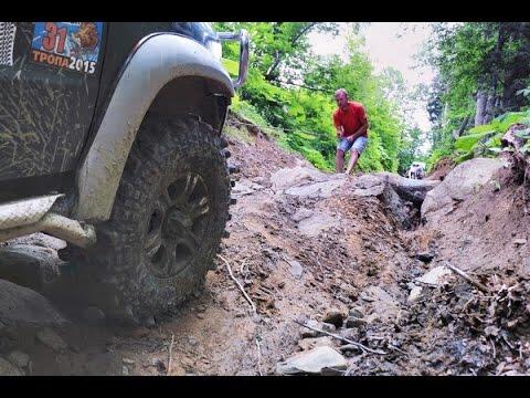 Внедорожная экспедиция 2015 Севастополь Крым Кавказ