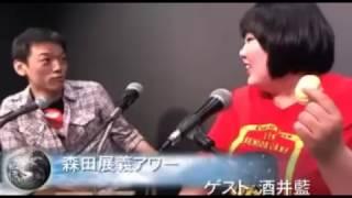 第4回目 2011年6月14日の森田展義アワー 本町にありましたUSTREAM CAFE ...