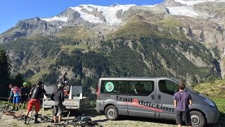 MTB - An introduction to a week in the French Alps