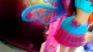 Winx club beliveix bloom spin thingy