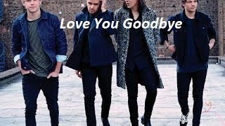 One Direction || Love You Goodbye