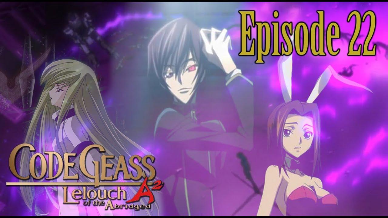 Code geass r3 episode 1