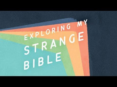 Strange Bible Podcast Intro