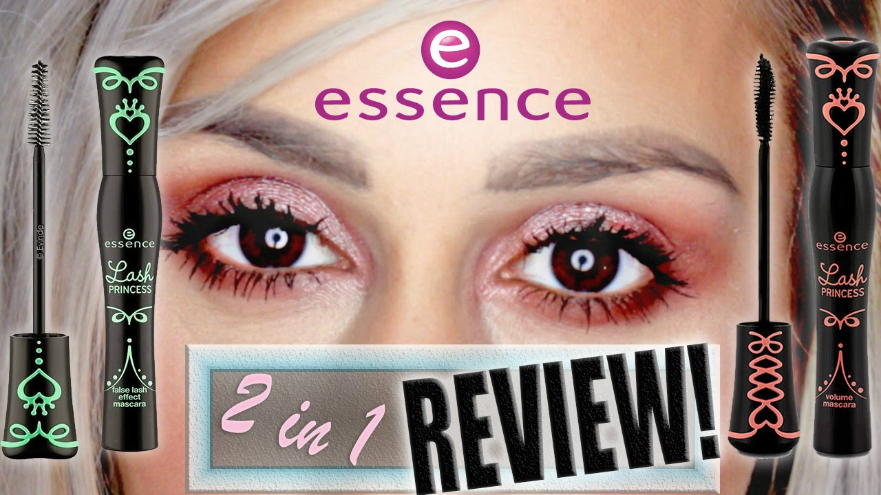 0466912594c ESSENCE Lash Princess Volume Effect vs False Lash Effect Mascara | REVIEW!  - YouTube