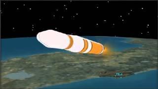 Part 1 Launch Webcast Delta IV Medium With GPS IIF 5