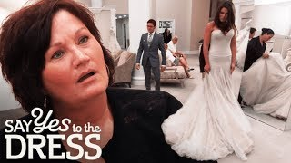 Mother Upset After Bride Elopes In Italy! | Say Yes To The Dress
