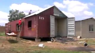 www.containerhomes.net.au 2 40 foot container House