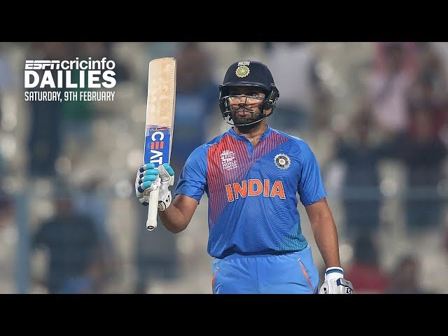 Rohit becomes leading run-getter in T20Is