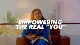 Shraddha Jesus Alone Ministries - Empowering The Real You Episode#2