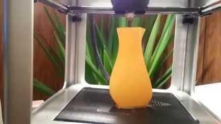 Проект кикстартера представляет 3D-принтер всего за 300$ (M3D The Micro 3D Printer)(08.04.2014 Источник: Футуровектор Цель анонсирована стартапом Maryland как 50 000 $, но уже более двух тысяч вкладчиков..., 2014-08-28T01:15:04.000Z)