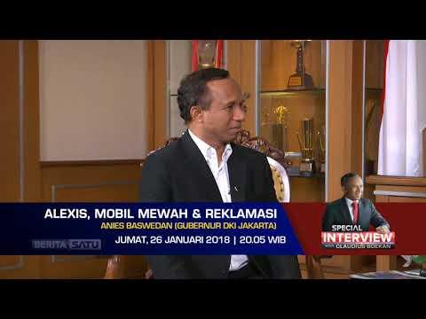 Special Interview with Claudius Boekan: Alexis, Mobil Mewah dan Reklamasi