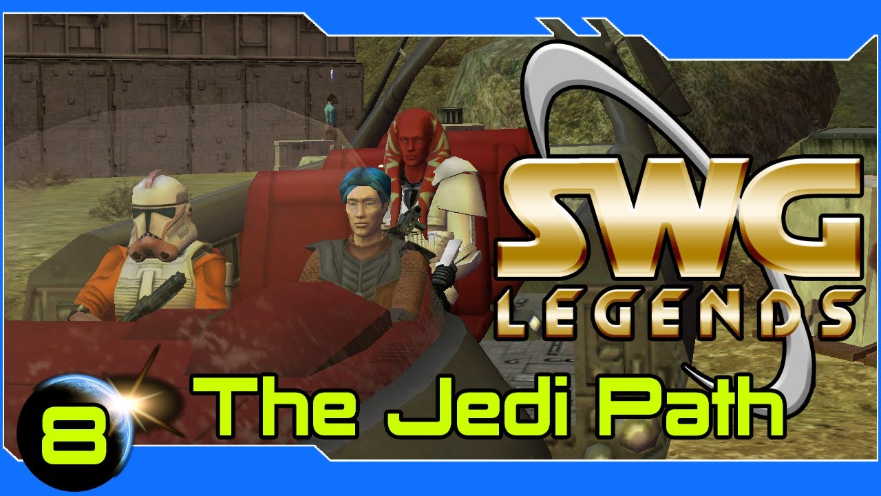 Swg Clone Wars Mod: Star Wars Galaxies Jedi