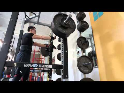 415 lb Squat 1RM last day at Gold's Gym Mountain View 10-31-15