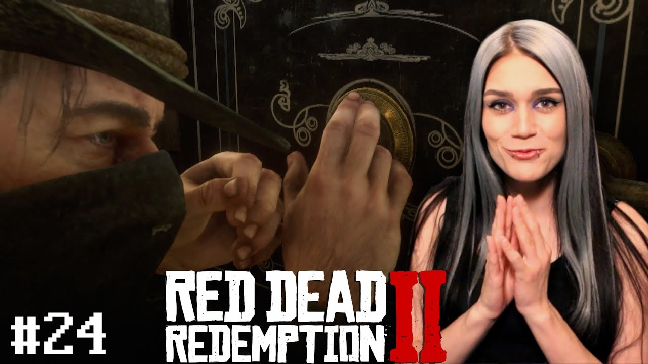 LET'S GET RICH | Red Dead Redemption 2 - Part 24 | Maja Plays thumbnail