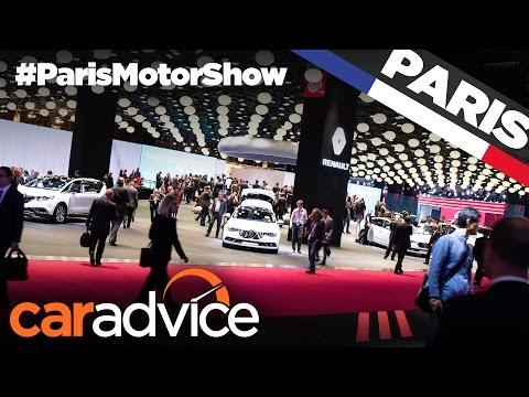 2016 Paris Motor Show Walkaround | CarAdvice
