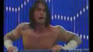 WWE SMACKDOWN CM Punk vs Chuck Palumbo 16/5/08