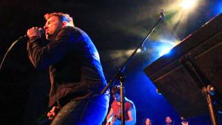 """BLUR """"Lonesome Street"""" @ The Music Hall of Williamsburg Brooklyn NY 5/1/15 Converse Rubber Tracks"""