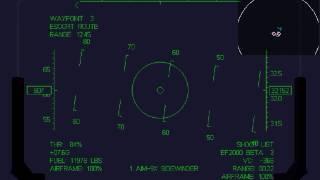 F-22 Lightning II: Campaign 5 Mission 1: Escape