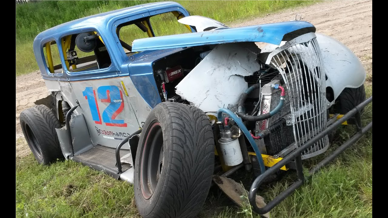 Legend car body for sale -  Legend Racing Cars In 333 Track 05 07 2015