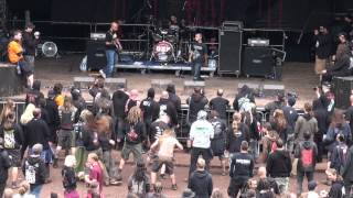 CREATIVE WASTE Live At OEF 2012