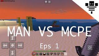 Man vs Minecraft: PE - THE JUNGLE thumbnail
