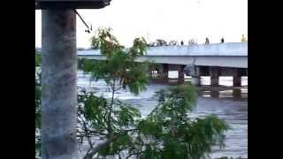 Crecida Rio Jamapa Boca del Rio, Huracán Karl