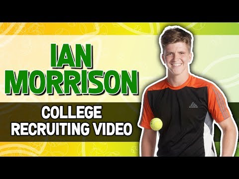 Ian Morrison College Video