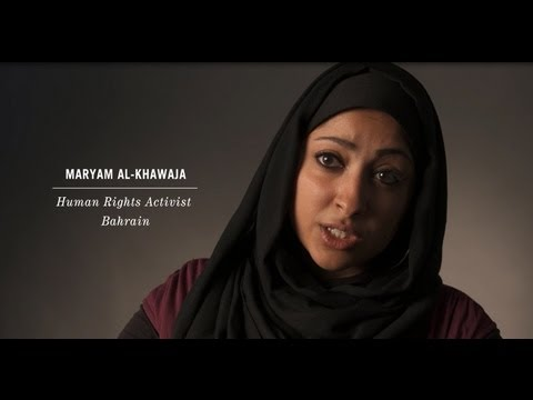 Maryam Al-Khawaja on the Struggle for Human Rights in Bahrain